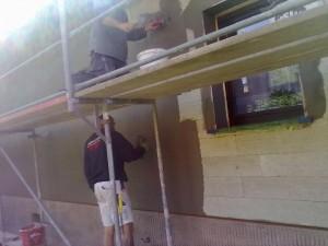 Vollwärmeschutzsysteme / Außenfassaden 2
